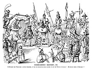 Unrecorded History. III. If Richard the Third had a little weakness, it was for escorting small parties to see The Tower of London! He was so fond of children!!!