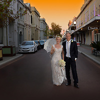 Tammy & Colin's Wedding - 2015
