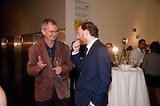 SIMON BAKER; MARTIN PARR, Exposed: Voyeurism, Surveillance and the Camera<br /> Tate Modern, London. OPENING AND DINNER.- 26 MAY 2010. -DO NOT ARCHIVE-© Copyright Photograph by Dafydd Jones. 248 Clapham Rd. London SW9 0PZ. Tel 0207 820 0771. www.dafjones.com.