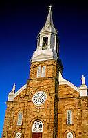 Sacre Coeur, Cheitcamp, Cape Breton Island, Nova Scotia, Canada