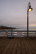 San Clemente Pier Looking South