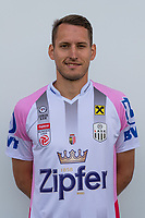 Download von www.picturedesk.com am 16.08.2019 (13:58). <br /> PASCHING, AUSTRIA - JULY 16: Christian Ramsebner of LASK during the team photo shooting - LASK at TGW Arena on July 16, 2019 in Pasching, Austria.190716_SEPA_19_013 - 20190716_PD12480