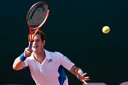 14.04.2010, Country Club, Monte Carlo, MCO, ATP, Monte Carlo Masters, im Bild Andy Murray (GBR) in action during the second round. EXPA Pictures © 2010, PhotoCredit: EXPA/ M. Gunn / SPORTIDA PHOTO AGENCY