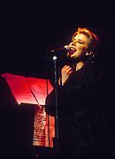 Marianne Faithfull in concert 1990