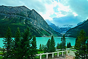 Canadian Rocky Mountains, Banff National Park, Lake Louise, Alberta