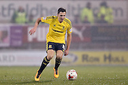 Middlesbrough midfielder Stewart Downing (19)  during the Sky Bet Championship match between Rotherham United and Middlesbrough at the New York Stadium, Rotherham, England on 8 March 2016. Photo by Simon Davies.