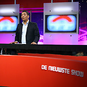 NLD/Amsterdam/20070911 - Najaarspresentatie NPS 2007, Jörgen Raymann in decor BNN de nieuwste Show