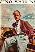Gino Watkins, biography of English Greenland explorer, by JM Scott, Hodder & Stoughton,London, 1935.