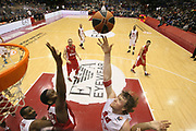 DESCRIZIONE : Milano Eurolega Euroleague 2013-14 EA7 Emporio Armani Milano Olympiacos Piraeus<br /> GIOCATORE : Charles Judson Wallace<br /> CATEGORIA : Tiro Special<br /> SQUADRA : EA7 Emporio Armani Milano <br /> EVENTO : Eurolega Euroleague 2013-2014<br /> GARA : EA7 Emporio Armani Milano Olympiacos Piraeus<br /> DATA : 09/01/2014<br /> SPORT : Pallacanestro <br /> AUTORE : Agenzia Ciamillo-Castoria/G.Cottini<br /> Galleria : Eurolega Euroleague 2013-2014  <br /> Fotonotizia : Milano Eurolega Euroleague 2013-14 EA7 Emporio Armani Milano Olympiacos Piraeus<br /> Predefinita :