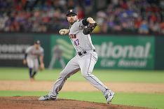 Astros v Rangers 10 June 2018