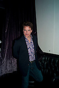 John Barrowman, After party for  La Cage Aux Folles which opened at the Playhouse Theatre. Jewel. Maiden Lane. Covent Garden. London. 5 October 2009