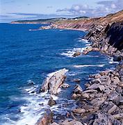 Rocks and Coastline, Cabot Trail