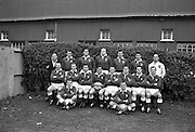 Irish Rugby Football Union, Ireland v Wales, Five Nations, Landsdowne Road, Dublin, Ireland, Saturday 17th November, 1962,.17.11.1962, 11.17.1962,..Referee- J A E Taylor, Scottish Rugby Union, ..Score- Ireland 3 - 3 Wales, ..Welsh Team, ..G T R Hodgson, Wearing number 15 Welsh jersey, Full Back, Neath Rugby Football Club, Neath, Wales,..D Debb, Wearing number 11 Welsh jersey, Left Wing, Swansea Rugby Football Club, Swansea, Wales, ..D B Davies, Wearing number 12 Welsh jersey, Left centre, Llanelly Rugby Football Club, Llanelly, Wales, ..D K Jones, Wearing number 13 Welsh jersey, Right centre, Llanelly Rugby Football Club, Llanelly, Wales, ..D R R Morgan, Wearing number 14 Welsh jersey, Right wing, Llanelly Rugby Football Club, Llanelly, Wales, ..C Ashton, Wearing number 10 Welsh jersey, Stand Off, Aberavon Rugby Football Club, Port Talbot, Wales, ..A O'Connor, Wearing number 9 Welsh jersey, Scrum Half, Aberavon Rugby Football Club, Port Talbot, Wales, ..L J Cunningham, Wearing number 1 Welsh jersey, Forward, Aberavon Rugby Football Club, Port Talbot, Wales, ..B V Meredith, Wearing number 2 Welsh jersey, Captain of the Welsh team, Forward, Newport Rugby Football Club, Newport, Wales, ..J Warlow, Wearing number 3 Welsh jersey, Forward, Llanelly Rugby Football Club, Llanelly, Wales, ..W R Evans, Wearing number 4 Welsh jersey, Forward, Bridgend Rugby Football Club, Bridgend, South Wales,..K A Rowlands, Wearing number 5 Welsh jersey, Forward, Cardiff Rugby Football Club, Cardiff, Wales,..D J Davies, Wearing number 6 Welsh jersey, Forward, Neath Rugby Football Club, Neath, Wales,..A Pask, Wearing number 8 Welsh jersey, Forward, Abertillery Rugby Football Club, Gwent, South Wales,..H J Morgan, Wearing number 7 Welsh jersey, Forward, Abertillery Rugby Football Club, Gwent, South Wales,.