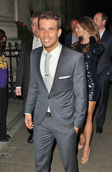 © London News Pictures. 25/06/2013. London, UK.  Danny Mac at the Charlie and the Chocolate Factory - Opening Night After Party . Photo credit: Brett D. Cove/LNP