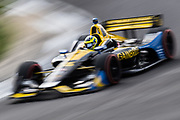 April 5-7, 2019: IndyCar Grand Prix of Alabama, Zach Veach, Andretti Autosport