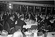 20/08/1962<br /> 08/20/1962<br /> 20 August 1962 <br /> Efficient Distribution Ltd. Dinner at Shelbourne Hotel, Dublin.  Image shows a centre table at the event.