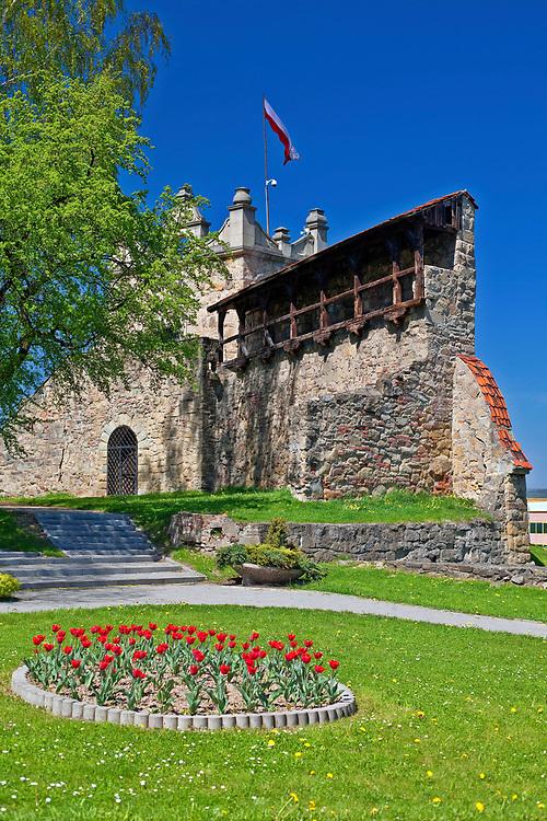 Zamek Królewski w Nowym Sączu, Polska<br /> Royal Castle in Nowy Sącz, Poland