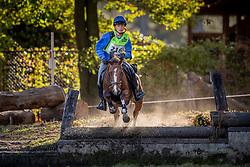 Geerts Reno, BEL, Orchis van de Groenheuvel<br /> LRV Ponie cross - Zoersel 2018<br /> © Hippo Foto - Dirk Caremans<br /> 28/10/2018