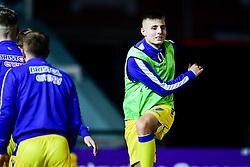 Connor Jones - Mandatory by-line: Ryan Hiscott/JMP - 13/11/2018 - FOOTBALL - St James Park - Exeter, England - Exeter City v Bristol Rovers - Checkatrade Trophy