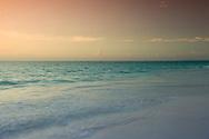 Sunrise on Pink Sands Beach, Harbour Island, The Bahamas