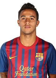 24.08.2011, Barcelona, ESP, FC Barcelona Fotocall, im Bild Portrait von Thiago Alcantara, EXPA Pictures © 2011, PhotoCredit: EXPA/ Alterphotos/ ALFAQUI/ Gregorio