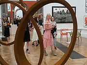 SARAH HUDSON; JANE HARPER, Royal Academy of Arts Summer Party. Burlington House, Piccadilly. London. 7June 2017