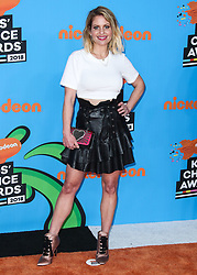 INGLEWOOD, LOS ANGELES, CA, USA - MARCH 24: Nickelodeon's 2018 Kids' Choice Awards held at The Forum on March 24, 2018 in Inglewood, Los Angeles, California, United States. 24 Mar 2018 Pictured: Candace Cameron Bure. Photo credit: Xavier Collin/Image Press Agency / MEGA TheMegaAgency.com +1 888 505 6342