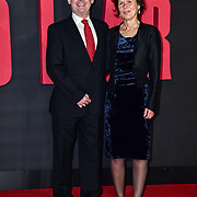 Nicholas Searle Arrivers at World Premiere of The Good Liar on 28 October 2019, at the BFI Southbank, London, UK.