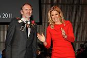 Maxima bij Prins Bernhard Cultuurfonds Prijs 2011