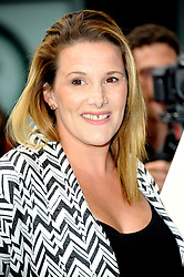 Image ©Licensed to i-Images Picture Agency. 08/07/2014. London, United Kingdom. Sam Bailey during the press night for 'The Curious Incident Of The Dog In The Night-Time' at Gielgud Theatre. Picture by Chris Joseph / i-Images