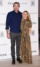 Kristen Bell And Dax Shepard Celebrate Launch Of Hello Bello with the MOMS - 25 Feb 2019