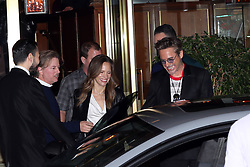 Celebrities attend Jennifer Aniston's starstudded 50th Birthday. 10 Feb 2019 Pictured: Aniston. Photo credit: Rachpoot/P&P/MEGA TheMegaAgency.com +1 888 505 6342