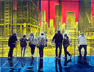 NYC in Colors.  Horn/Andersen<br />