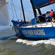 Vestas are back in the Volvo Ocean Race after their against-the-odds comeback story in 2014-15. This time, their campaign is being run in full partnership with 11th Hour Racing, a programme of The Schmidt Family Foundation working to implement real change on marine health.<br /> <br /> Vestas 11th Hour Racing are led by the American duo of Charlie Enright and Mark Towill, who had their first taste of the Volvo Ocean Race in the last edition with Alvimedica.<br /> <br /> They ended that race on a high, adding a victory in the final ocean leg to their two In-Port Race wins, and for this edition, they have twin goals – to do well on the water and promote a sustainable message across the world.