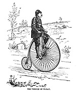 The American bicycler: a manual for the observer, the learner, and the expert by Pratt, Charles E. (Charles Eadward), 1845-1898. Publication date 1879. Publisher Boston, Houghton, Osgood and company