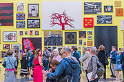 Works including Tree No 2 by Tony Bevan, not for sale - Royal Academy celebrates its 250th Summer Exhibition, and to mark this momentous occasion, the exhibition is co-ordinated by Grayson Perry RA.
