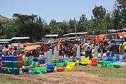 Ethiopia. Omo Valley, Bana Tribe Market