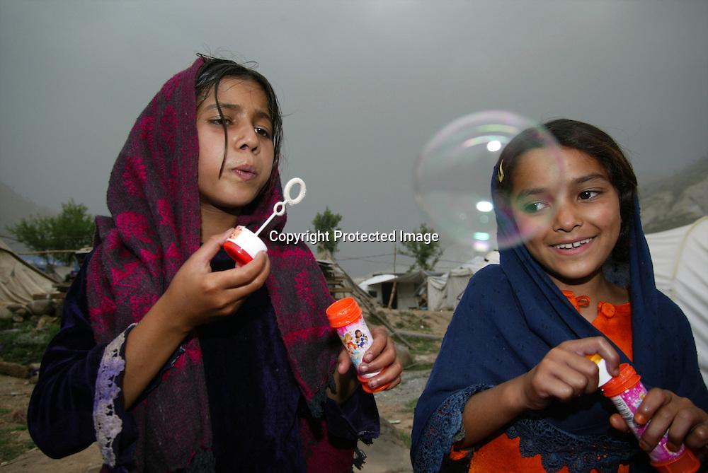 heavy earthquake in 2005 in Pakistan