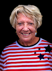 iPhone Portraits of the 2017 Presidents Cup, Judy Beaman, Jersey City, New Jersey