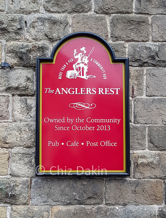 The Anglers Rest is a community hub as well as a great cafe