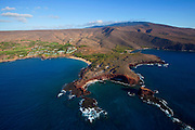 Hulopeo &Manele Bay, Lanai, Hawaii