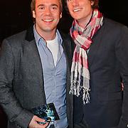 NLD/Utrecht/20101116 - Premiere Harry Potter, David, Levi, Jesse en partner Niels