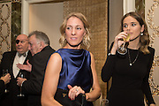 JEMIMA HANNAN; FRANCESCA HERBERT, Cartier 25th Racing Awards, the Dorchester. Park Lane, London. 10 November 2015