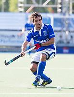 UTRECHT - Pepijn Luijkx (Kampong)    tijdens   de finale van de play-offs om de landtitel tussen de heren van Kampong en Amsterdam (3-1). Kampong kampioen van Nederland. COPYRIGHT  KOEN SUYK