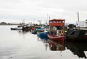 10/01/2018 Pier  in Cill Chiarain Co. Galway which has been depleted of population .<br />   .Photo:Andrew Downes, XPOSURE