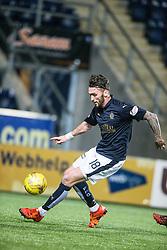 Falkirk's Lee Miller. Falkirk 2 v 0 Livingston, Scottish Championship game played 29/12/2015 at The Falkirk Stadium.
