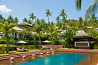 Swimming pool, Melati Beach Resort and Spa, Koh Samui (island), Gulf of Thailand, Thailand