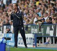 Photo: Lee Earle.<br /> Reading v West Ham United. The FA Barclays Premiership. 01/09/2007.West Ham manager Alan Curbishley.