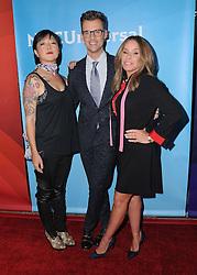 Margaret Cho, Brad Goreski, Melissa Rivers bei der NBC Universal Summer Press Tour in Beverly Hills / 030816 ***Summer Press Tour at the Beverly Hilton on August 3, 2016***