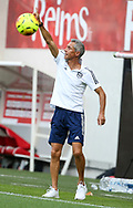 Coach of FC Girondins Bordeaux Paulo Sousa during the Friendly Game football match between Stade de Reims and Girondins de Bordeaux on August 8, 2020 at the Auguste Delaune Stadium, in Reims, France - Photo Juan Soliz / ProSportsImages / DPPI